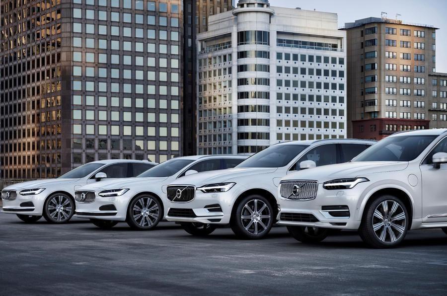 Volvo limiteaza viteza maxima la 180km_h