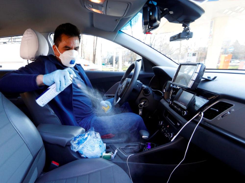 Uber si Lyft masuri de protectie