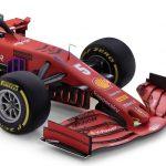 Formula 1 Ferrari SF1000