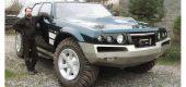 URAN – Un SUV monstru cu motor de tanc de 16 litri realizat de un rus excentric