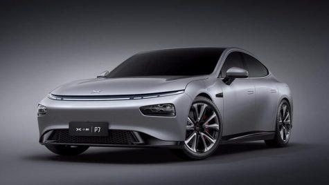 Xpeng pornește construcția modelului P7 sedan la noua fabrică cu spijinul Alibaba