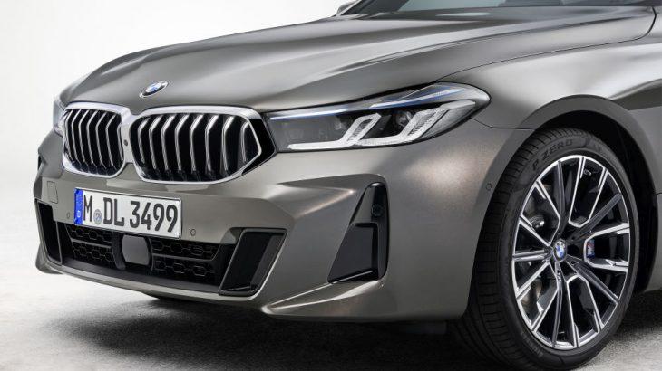 BMW Seria 6 Gran Turismo facelift- toate motorizările au sistem hibrid pe 48V