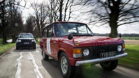 50 de ani Range Rover: Prototipul Mk1 față în față cu cea mai recentă generație