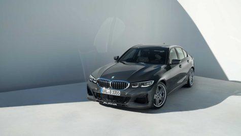 BMW Alpina D3 S: dieselul care poate atinge 273 km/oră