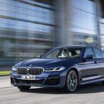 BMW Seria 5 facelift 2020