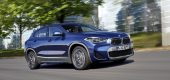 BMW X2 xDrive 25e – primul SUV coupe Plug-In Hybrid BMW