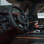 Brabus 700 Mercedes-AMG G63 by Fostla