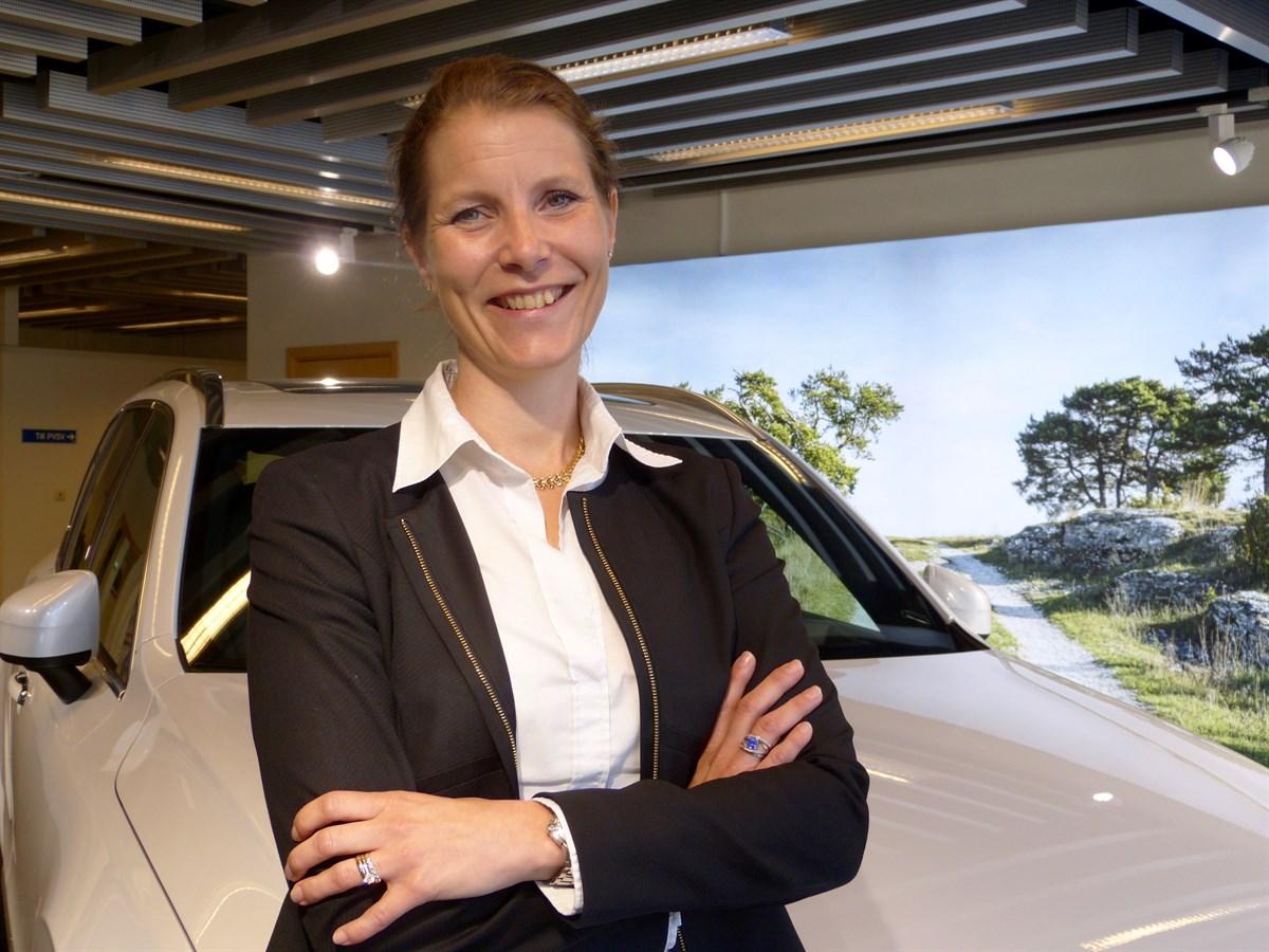 Volvo începe introducerea limitei maxime de viteză de 180km/h