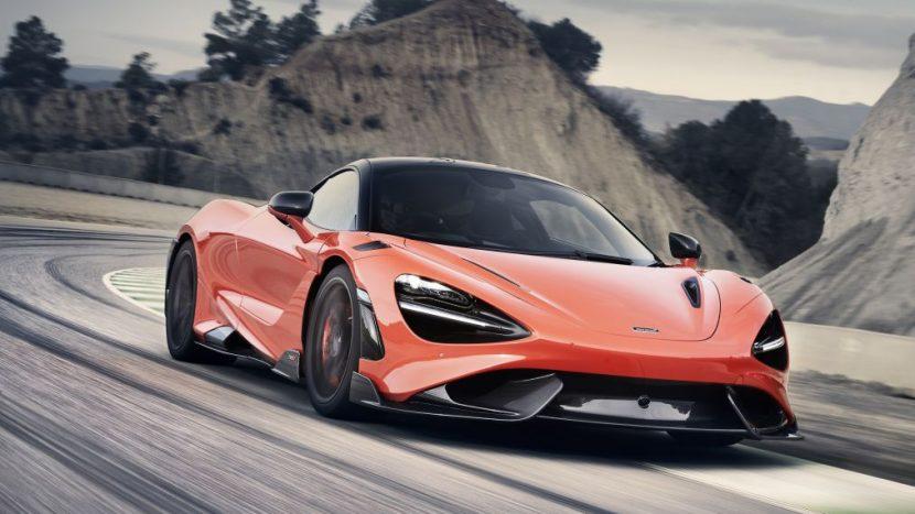 McLaren Track 25: McLaren 765LT