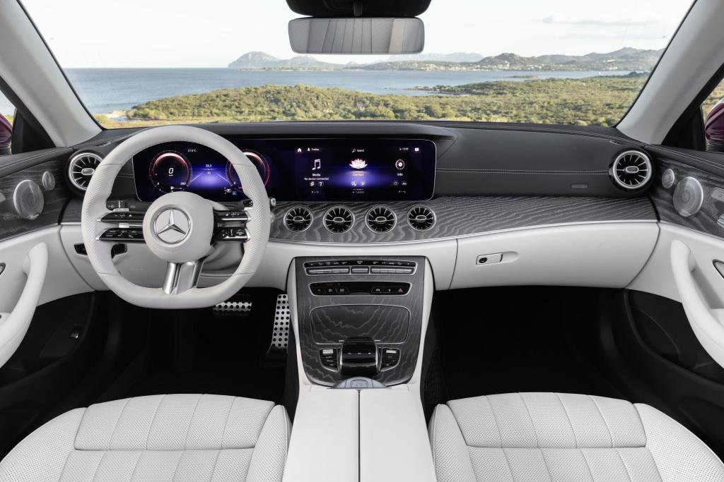 Mercedes E-Class Cabriolet 2020