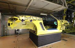 Clienții Porsche pot vedea imagini cu propriul automobil aflat în producție prin aplicația My Porsche