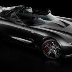 Alfa Romeo Barchetta imaginată de un studio de design din Olanda