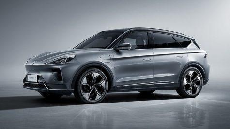 ArcFox Alpha-T: un nou SUV electric produs în China