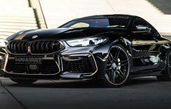 BMW M8 Competition modificat de Manhart cu 823 CP