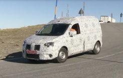 Dacia Dokker: următoarea generație surprinsă în teste