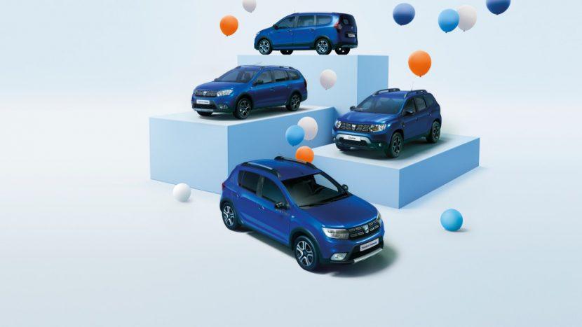 Înmatriculările de autoturisme noi în creștere, Dacia domină topurile