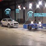 EuroNCAP va adăuga simularea impactului frontal la 50 km/oră și evaluarea pasagerilor după accident