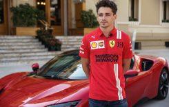 """Charles Leclerc, prințul Albert de Monaco și Ferrari SF90 sunt vedetele scurt metrajul """"Le Grand Rendez-Vous"""""""