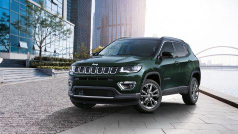 Update tehnic pentru Jeep Compass: motorizare nouă de 1.3 litri și versiuni plug-in hybrid