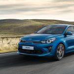Kia Rio facelift: primele imagini și informații oficiale