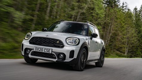 Mini Countryman facelift: refresh tehnic și optic pentru SUV-ul britanic