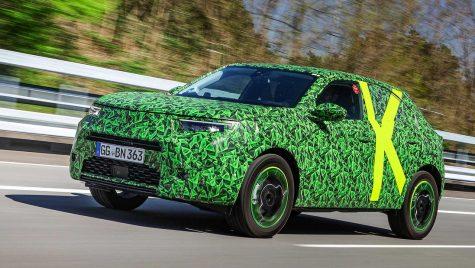 Opel Mokka: noul SUV va fi lansat inițial în variantă electrică