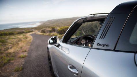 Porsche dezvăluie noul 911 Targa pe 18 mai