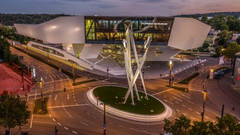 Porsche redeschide porțile muzeului din Stuttgart pe 12 mai
