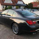 second hand BMW 730d 2013