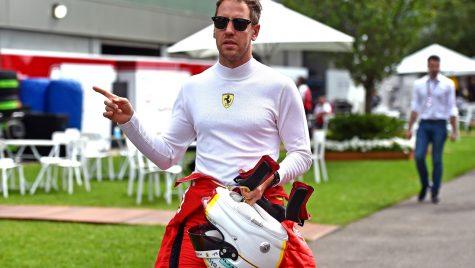 Sebastian Vettel se desparte de Scuderia Ferrari la finalul sezonului 2020