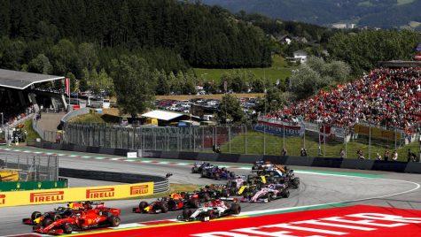 F1 confirmă primele 8 etape ale calendarului revizuit 2020