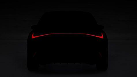 Lexus IS: primul teaser pentru noua generație a sedanului premium