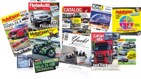 Revista AMS intră într-o nouă etapă de dezvoltare, alături de familia AutoExpert