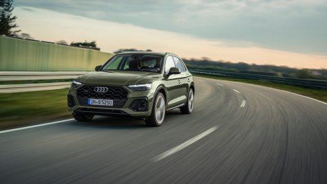 Audi Q5 facelift: informații și fotografii oficiale