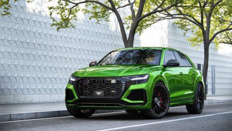 Tuning: Audi RS Q8 Goliath preparat de Wheelsandmore oferă 1.000 CP