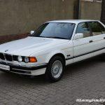 BMW 740i E32 cu 800 km la bord, de vânzare!