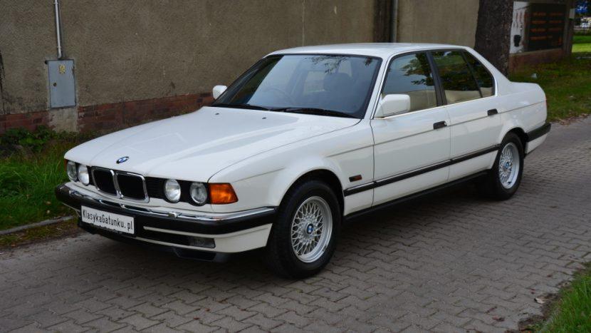 BMW 740i E32 autoexpert