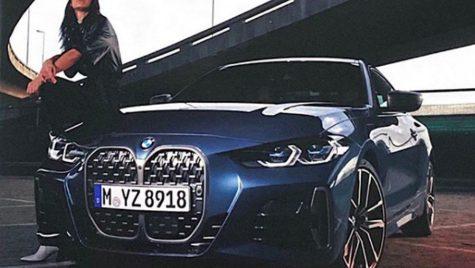 BMW Seria 4: imagini oficiale ajunse pe internet înaintea lansării de pe 2 iunie