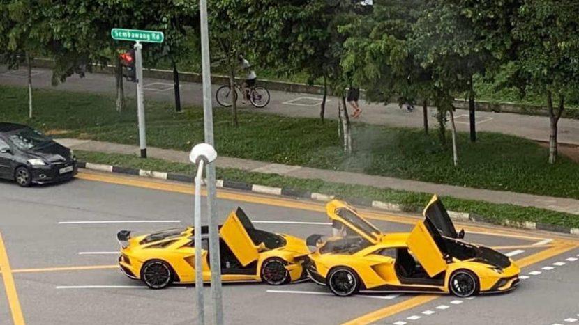 Lamborghini Aventador S autoexpert.ro