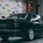 Mercedes 300E W124 cu motor BMW M88
