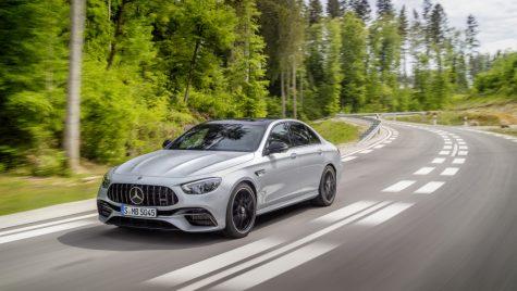 Mercedes-AMG E 63 facelift: mai sportiv și mai rasat
