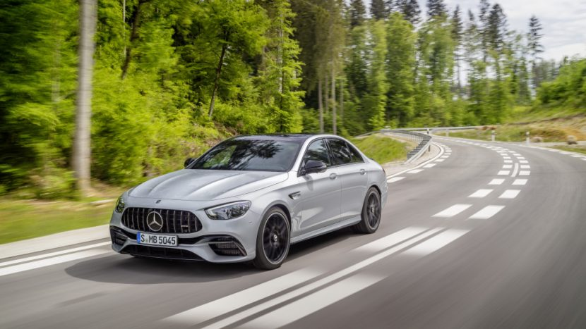Mercedes-AMG E 63 facelift autoexpert.ro