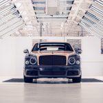 Bentley a încheiat producția modelului Mulsanne după 7.300 exemplare