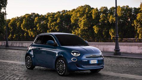 Fiat 500 La Prima: imagini noi cu modelul electric italian