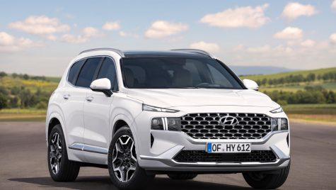 Hyundai Santa Fe: detalii noi despre gama de motorizări