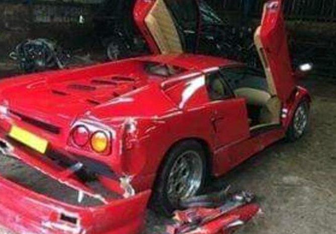 Top Gear vs Lamborghini Diablo autoexpert.ro