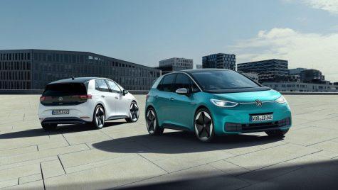 Preturi VW ID.3 First Edition:  de la 39.043 euro cu TVA fără Rabla Plus