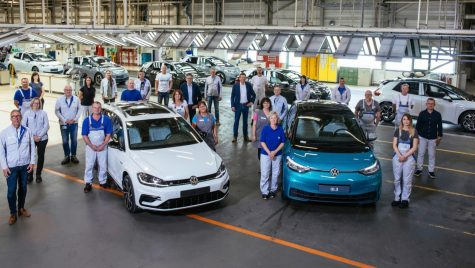 Transformare: uzina VW din Zwickau va asambla exclusiv modele electrice
