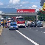 Familie de români implicată într-un tragic accident pe autostrada A1 din Italia