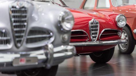 Alfa Romeo împlinește astăzi 110 ani de existență